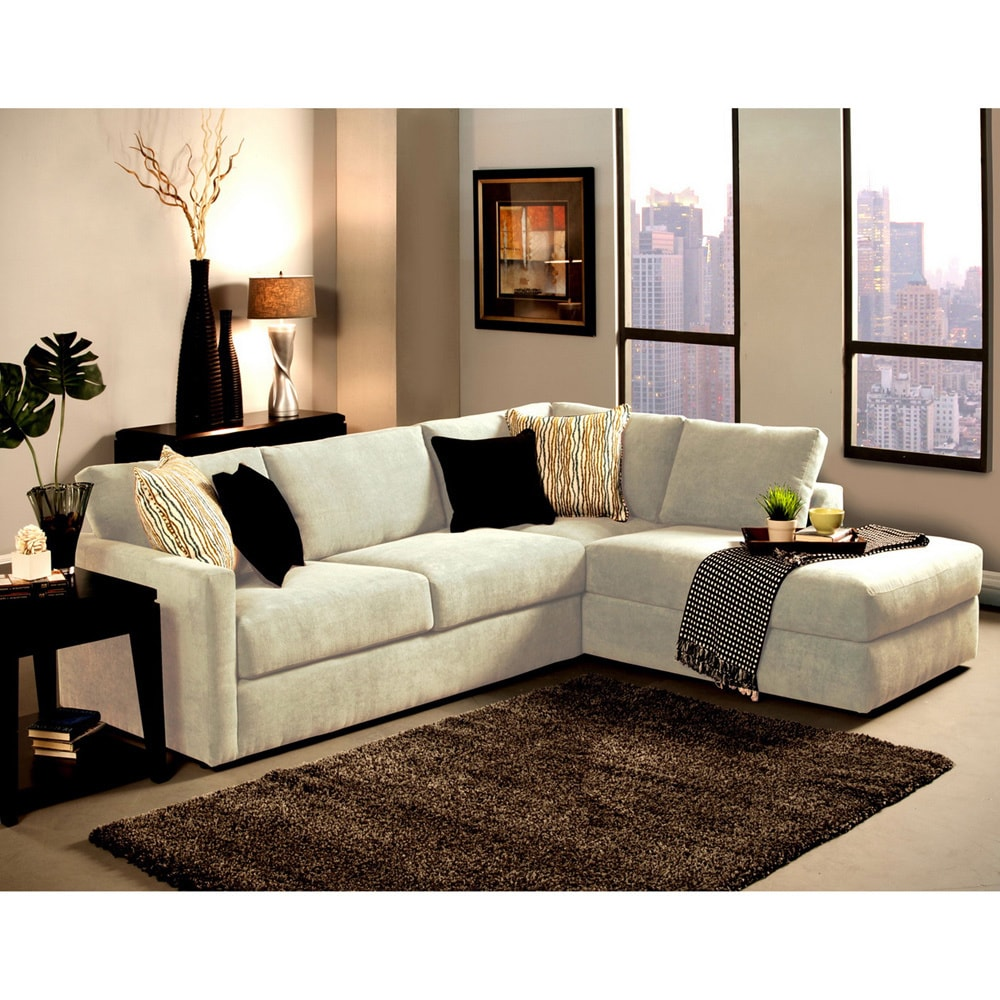 Furniture of America Faith Deluxe Contemporary Microfiber...