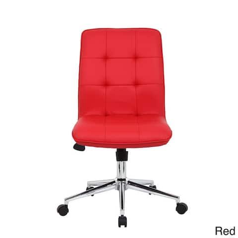 Porch & Den Reedy Modern Ergonomic Office Chair