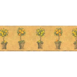 Brewster Mustard Pear Plant Border