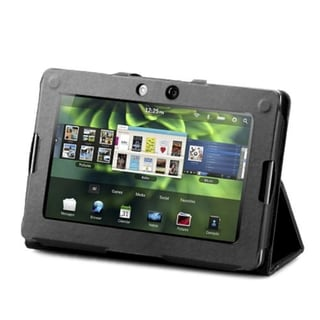 INSTEN Phone Case Cover with Stand for RIM Blackberry Playbook