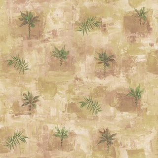 Brewster Olive Leaves Wallpaper