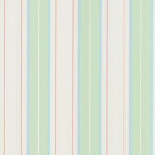 Brewster Light Green Stripes Wallpaper