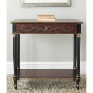 Safavieh Ronald Dark Brown Console