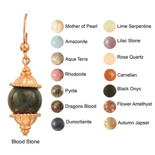 Hesychia Earrings (Option: Pyrite)