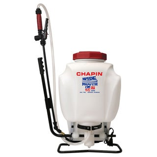 Chapin Wide Mouth 4-gallon Backpack Sprayer