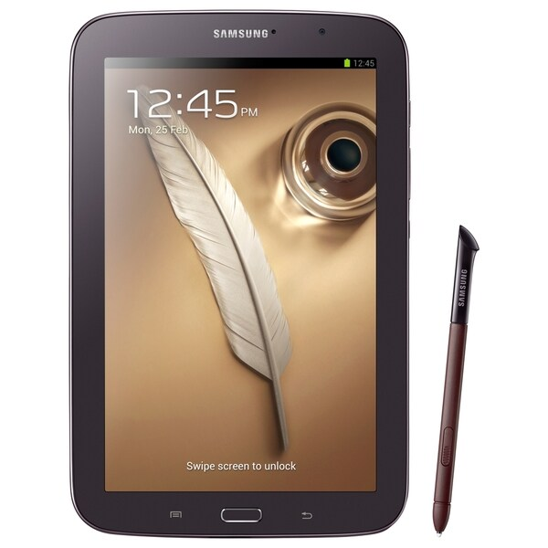 "Samsung Galaxy Note GT-N5110 16 GB Tablet - 8"" - Wireless LAN - Samsu"