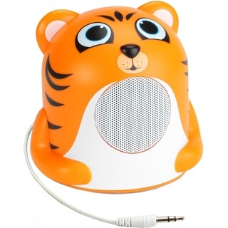 GOgroove Groove Pal GG-PAL-JRTIGER Speaker System - 3 W RMS