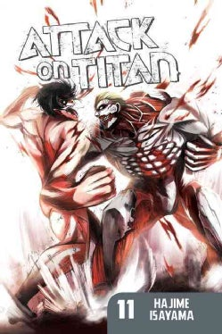 Attack on Titan 11 (Paperback)