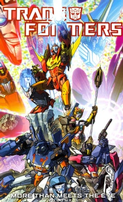 The Transformers 5: More Than Meets the Eye (Paperback)