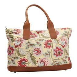 Women's Amy Butler Abina Tote Deco Blooms