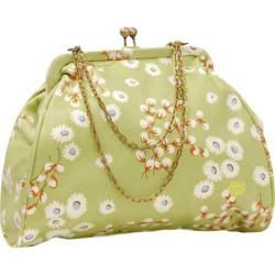 Women's Amy Butler Nora Clutch with Chain Blue Eyed Daisy
