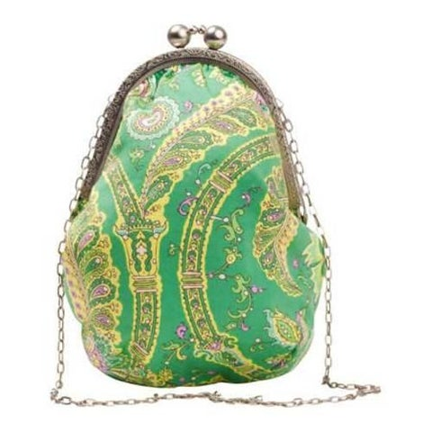 Women's Amy Butler Pretty Lady Mini Bag Feather Paisley Peacock