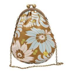 Women's Amy Butler Pretty Lady Mini Bag Turquoise Fern Flower