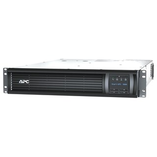 APC by Schneider Electric Smart-UPS 3000VA LCD RM 2U 120V US