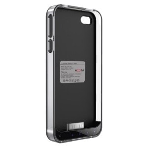 TAMO Extended Battery Protective Case iPhone 4/4S - MFi