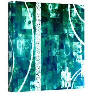 Herb Dickinson 'Process' Gallery Wrapped Canvas