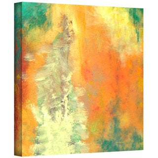 Herb Dickinson 'Abstract 204' Gallery Wrapped Canvas