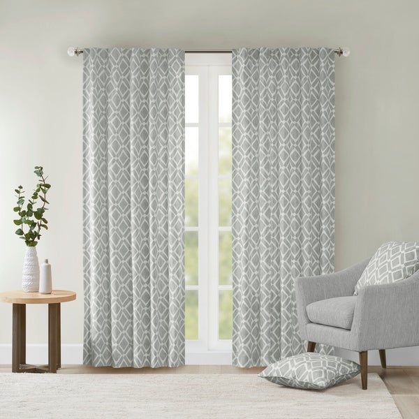 Madison Park Ella Window Curtain Panel