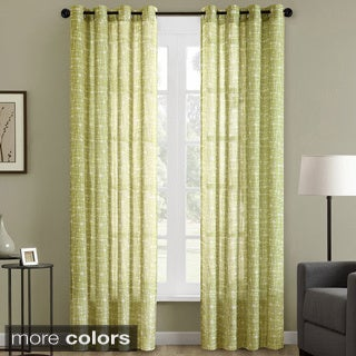 Madison Park Pacey 84-inch Curtain Panel