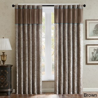 Madison Park Whitman Curtain Panel Pair (More options available)