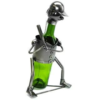 Wine Bottle Holder Baseball Wine Caddy