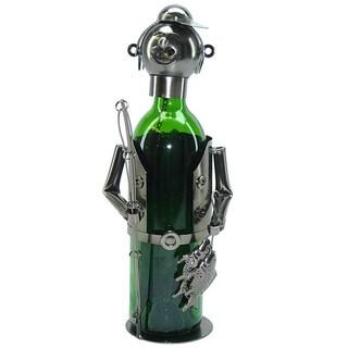 Wine Bottle Holder Fisherman Wine Caddy