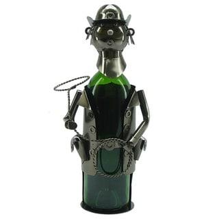 Cowboy Wine Bottle Holder