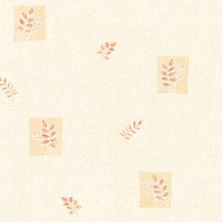Neutral Leaves Wallpaper