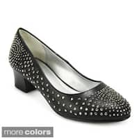 Ann Creek Women's 'Garner' Studded Pumps