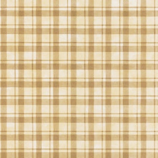 Brewster Home Fashions Brown Plaid Wallpaper