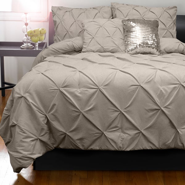 Veratex Courtney 5-piece Comforter Set