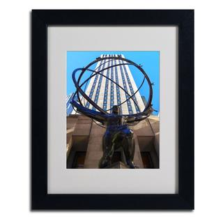 CATeyes 'Atlas' Framed Matted Art