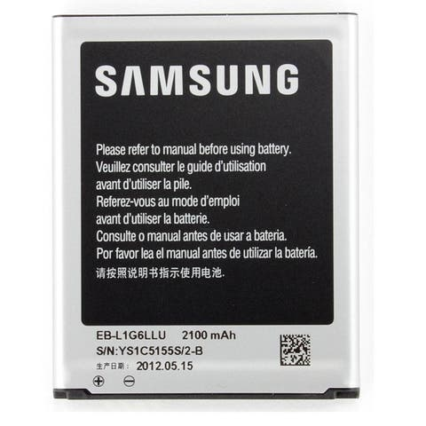 Samsung Rechargeable Standard OEM Battery EB-L1D7IBA for Samsung Galaxy S II T989