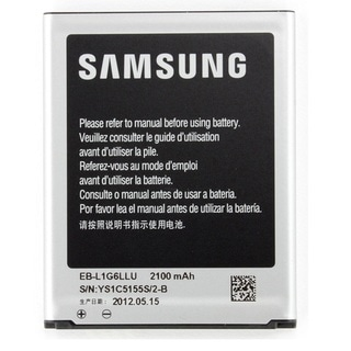 Link to Samsung Rechargeable Standard OEM Battery EB-L1D7IBA for Samsung Galaxy S II T989 Similar Items in Cell Phone Accessories