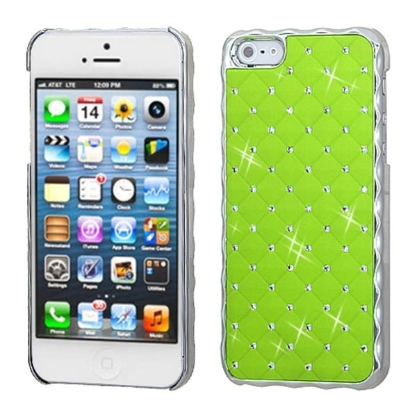 INSTEN Back Phone Case for Apple iPhone 5 / 5S / SE