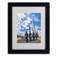 CATeyes 'DC' Framed Matted Art