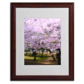 CATeyes 'DC 2' Framed Matted Art