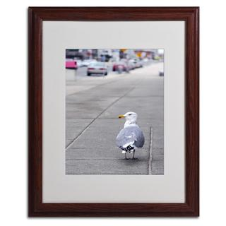 CATeyes 'Boston 4' Framed Matted Art