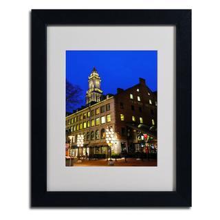 CATeyes 'Boston 3' Framed Matted Art