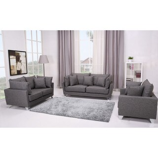 Lexington Grey 3-piece Furniture Set