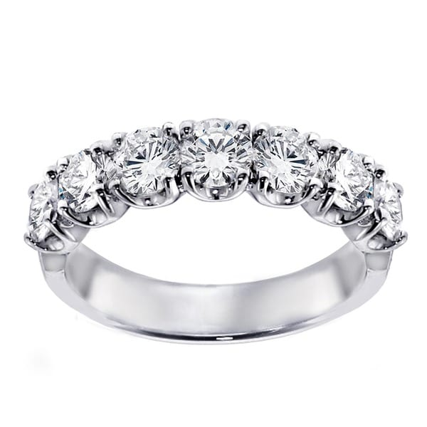 1 1/3ct TDW Diamond Wedding Band