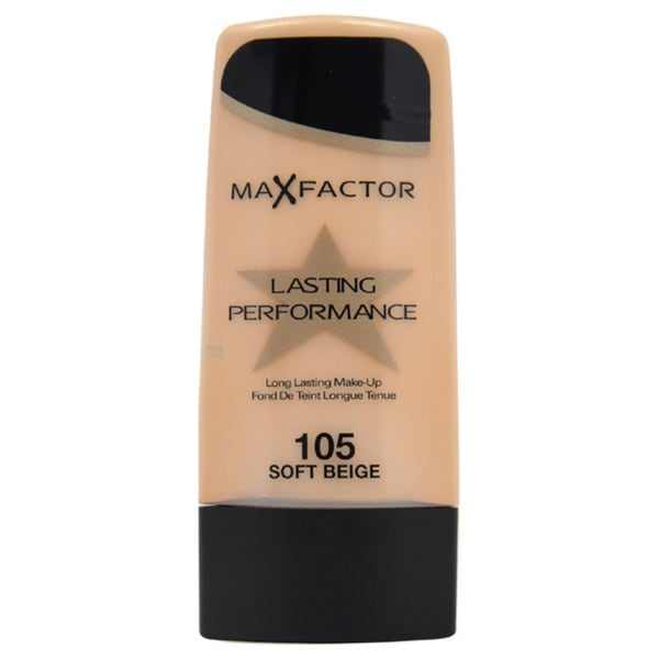 shop max factor lasting performance soft beige 105 liquid makeup foundation free shipping on. Black Bedroom Furniture Sets. Home Design Ideas
