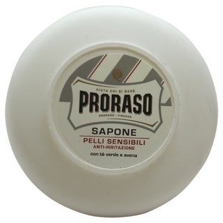 Proraso Green Tea & Oat Sensitive Skin Shave Soap