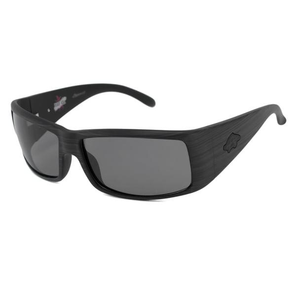 Anarchy Men's Regent Polarized/ Wrap Sunglasses