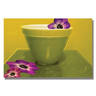 Kathie McCurdy 'Recipe for Beauty' Canvas Art