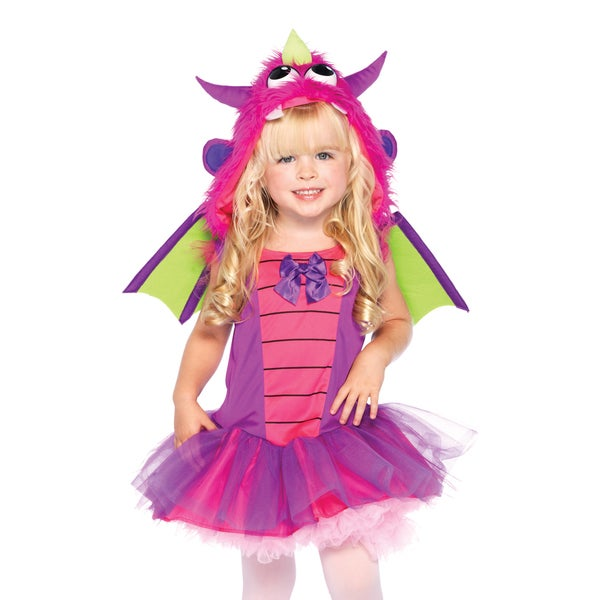 Leg Avenue Girls 2-piece Dragon Dress