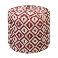 The Curated Nomad Hotaling Outdoor/ Indoor Bean Bag Ottoman