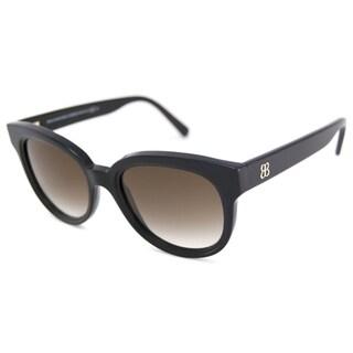 Balenciaga Women's BAL0137 Rectangular Sunglasses
