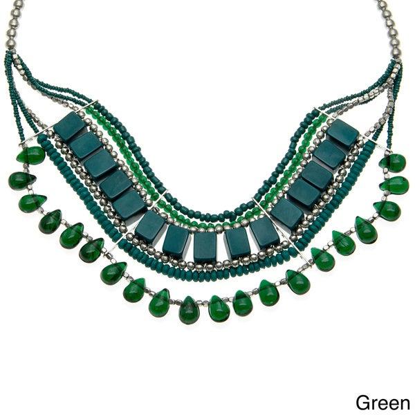 Tribal Bid Necklace (India)
