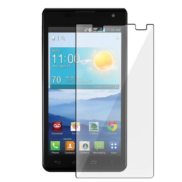 INSTEN Clear Screen Protector for LG Lucid 2 VS870